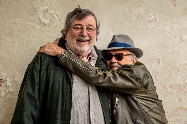 Francesco Guccini e Mauro Pagani