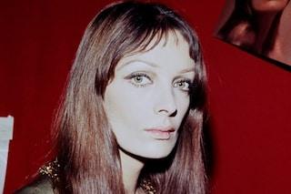 """Morta MarieLaforêt, la cantante e attrice era """"la ragazza dagli occhi d'oro"""""""