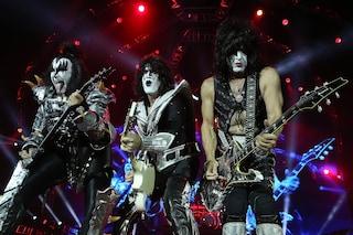 I Kiss all'Arena di Verona nel 2020: in vendita i biglietti per il loro ultimo tour