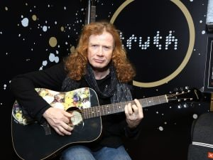 Dave Mustaine (JP Yim/Getty Images for NARAS)