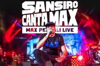 Max Pezzali in concerto al San Siro nel 2020: biglietti in vendita dal 29 novembre