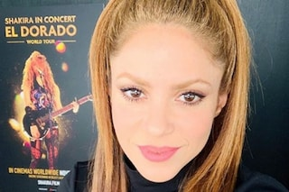 """Shakira ricorda la sua emorragia alle corde vocali: """"È stato terribile. Sono andata a Lourdes"""""""