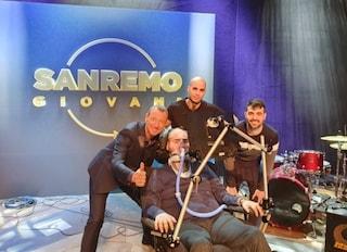 """Sanremo 2020, Paolo Palumbo fuori ma Amadeus lo invita come ospite al Festival: """"Emozione grande"""""""