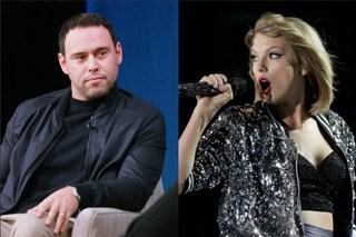 """Minacce di morte al manager di Justin Bieber dai fan di Taylor Swift: """"Troviamo una soluzione"""""""