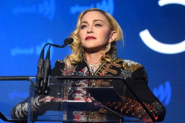 Madonna, 'positiva al coronavirus quando ero in Francia'