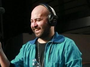 Giuliano Sangiorgi (LaPresse)