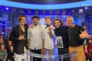 Sanremo Giovani, i primi cinque finalisti: Thomas, Fadi, Fasma, Leo Gassmann e Marco Sentieri