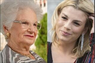 """Emma Marrone dalla parte di Liliana Segre: """"È una grande, un mito"""""""