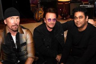 Ahimsa è il nuovo singolo degli U2, la band canta la non violenza con il compositore A. R. Rahman