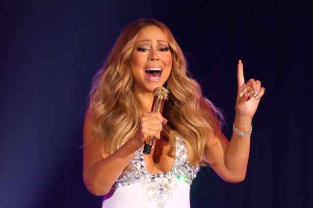 Mariah Carey (foto Scott Barbour/Getty Images)