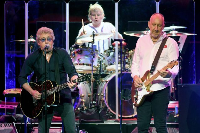 The Who (Ethan Miller/Getty Images)