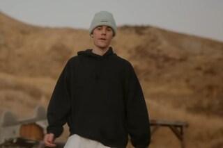 """Justin Bieber annuncia il suo ritorno musicale: """"Dopo gli errori sono dove Dio vuole che sia"""""""
