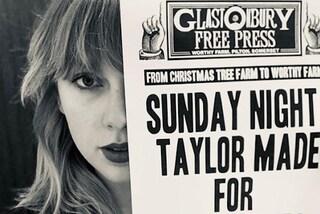 """Taylor Swift sarà headliner al Glastonbury Festival 2020: """"Contenta di esibirmi per i 50 anni"""""""