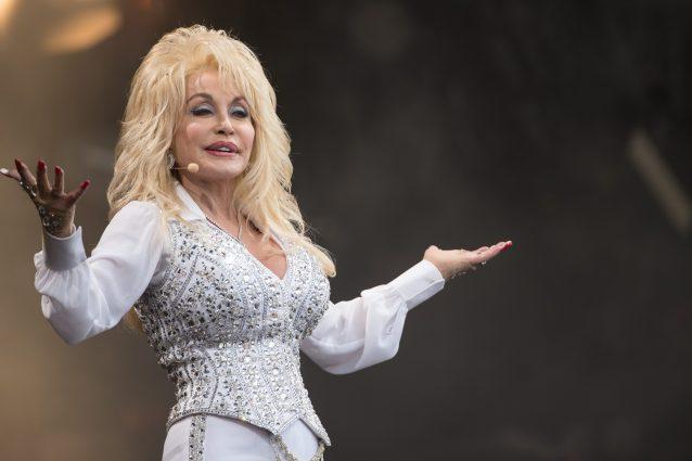 Dolly Parton (foto Ian Gavan/Getty Images)