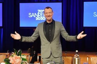 I Cantanti ed i Presentatori più Social di Sanremo 2020: Lauro primo, Jannacci in coda