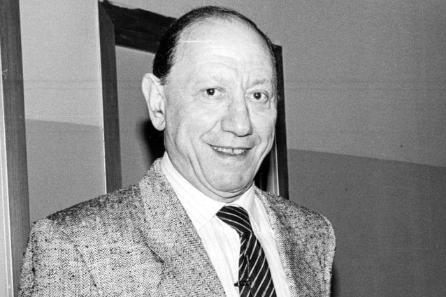Renato Carosone (LaPresse)