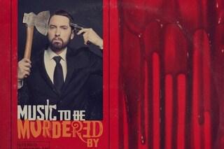 """Eminem è tornato: il rapper pubblica a sorpresa il nuovo album """"Music to Be Murdered By"""""""