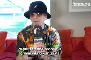 """J- Ax sulla legalizzazione della cannabis: """"La criminalità organizzata fa pressione sulla politica"""""""