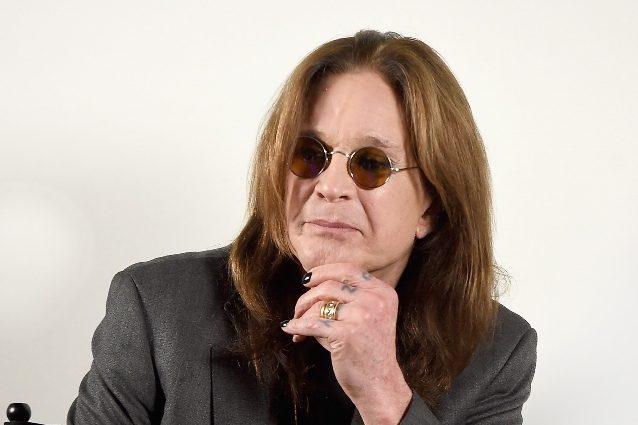 Ozzy Osbourne confessa: