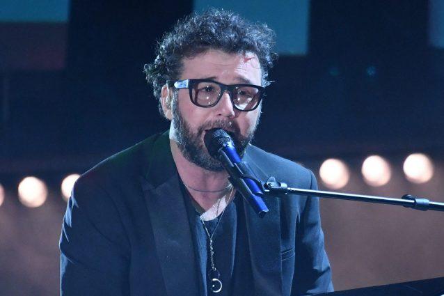 Paolo Vallesi (Photo LaPresse/ Gian Mattia D'Alberto)