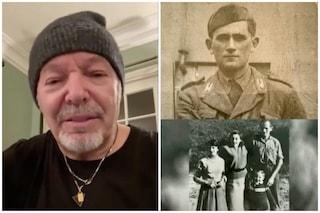 """Vasco Rossi ringrazia per la medaglia d'onore al padre: """"Vite sacrificate per la democrazia"""""""