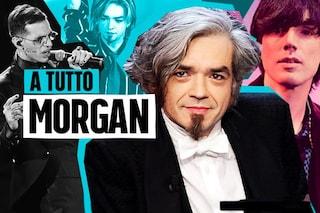 """Morgan, da Mussolini a Lauro: """"Il litigio con Bugo? Il più grande spettacolo tv degli ultimi anni"""""""