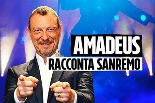 "Intervista ad Amadeus: ""Sanremo Bis? Non ci penso, sarei presuntuoso"""