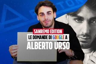 """Alberto Urso dopo Sanremo 2020: """"Ho sentito Maria De Filippi ed è tanto orgogliosa di me"""""""