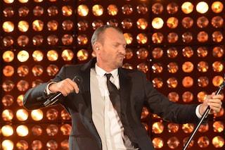 """Il medley di Biagio Antonacci a Sanremo 2020: da """"Iris"""" a """"Liberatemi"""""""