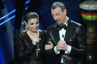 """Emma dopo la prima serata di Sanremo: """"Ho dato tutta me stessa, quanti ricordi ed emozioni"""""""