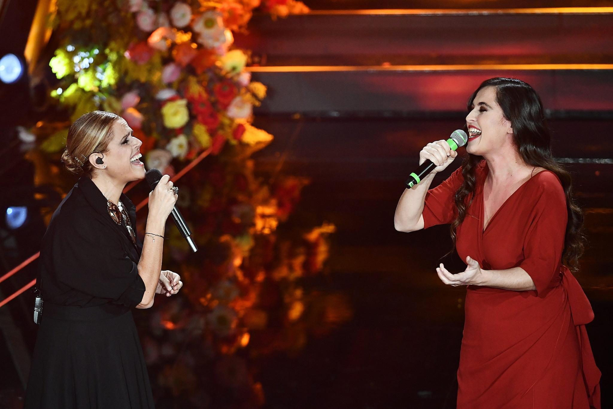 Tosca e Silvia Perez Cruz (Lapresse)