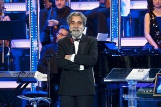 Beppe Vessicchio al Festival di Sanremo 2020, il mitico direttore d'orchestra torna all'Ariston