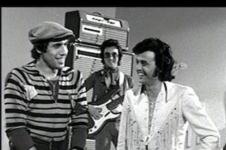 La storia di 24mila baci, a Sanremo 1961 il rock 'n' roll di Adriano Celentano e Little Tony