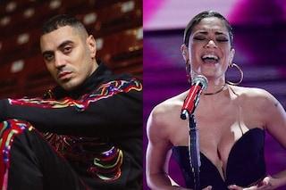 """Marracash commenta l'esibizione di Elodie a Sanremo 2020: """"Che bomba"""""""