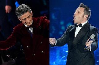 Con Finalmente tu Fiorello e Tiziano Ferro siglano la pace a Sanremo