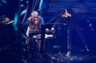 Il video del litigio tra Morgan e Bugo che abbandona Sanremo è il più visto del Festival