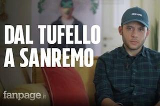 """Rancore: """"'Eden' non l'ho scritta per Sanremo, al Festival solo canzoni che raccontino qualcosa"""""""