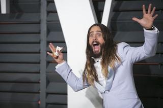"""Jared Leto ha scoperto oggi del Coronavirus: """"Ero in meditazione, ora il mondo cambiato"""""""