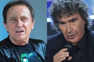 Stefano D'Orazio e Roby Facchinetti amici per sempre: erano al lavoro sull'inedito Parsifal