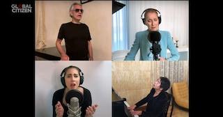 One World: Together At Home, anche Zucchero e Bocelli tra le star della musica contro Covid-19