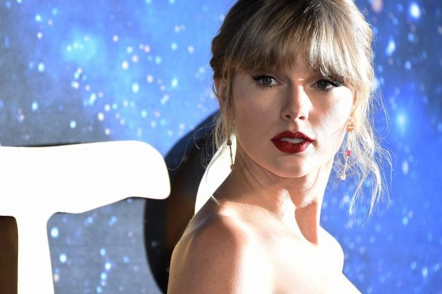 Taylor Swift (foto Steven Ferdman/Getty Images)