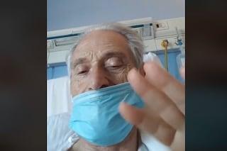 Amedeo Minghi sta meglio dopo un periodo di salute non facile: ecco perché il video ai fan
