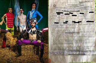 """""""Fare il musicista non è un valido lavoro"""", multato: la denuncia del cantante dei Ponzio Pilates"""