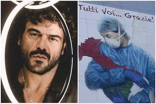 """Francesco Renga: """"La mia Brescia devastata dal coronavirus, la generazione dei nonni non c'è più"""""""