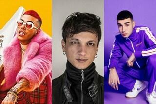 Ultimo, Capo Plaza e Sfera Ebbasta: gli unici in top 50 con album usciti oltre due anni fa