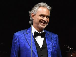 Andrea Bocelli (ph Nicholas Hunt/Getty Images)