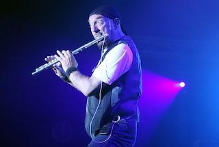 """Ian Anderson dei Jethro Tull: """"Sono malato ai polmoni, ho i giorni contati"""""""