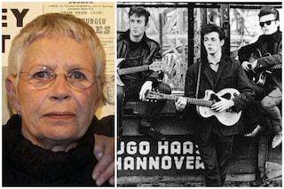 Morta Astrid Kirchherr, storica fotografa dei Beatles che fu fidanzata di Stuart Sutcliffe