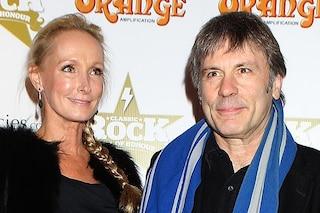 È morta la ex moglie di Bruce Dickinson degli Iron Maiden in un grave incidente