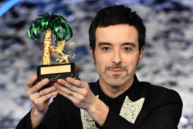 Diodato vincitore al Festival di Sanremo (LaPresse)